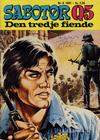 Cover for Sabotør Q5 (Serieforlaget / Se-Bladene / Stabenfeldt, 1971 series) #6/1981