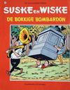 Cover for Suske en Wiske (Standaard Uitgeverij, 1967 series) #160 - De bokkige bombardon