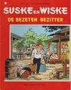 Cover for Suske en Wiske (Standaard Uitgeverij, 1967 series) #222 - De bezeten bezitter