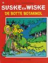 Cover for Suske en Wiske (Standaard Uitgeverij, 1967 series) #185 - De botte botaknol