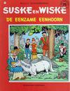 Cover for Suske en Wiske (Standaard Uitgeverij, 1967 series) #213 - De eenzame eenhoorn