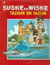 Cover for Suske en Wiske (Standaard Uitgeverij, 1967 series) #229 - Tazuur en Tazijn