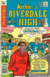 Cover for Archie at Riverdale High (Archie, 1972 series) #43