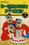 Cover for B-Gjengen pocket (Hjemmet / Egmont, 1986 series) #4