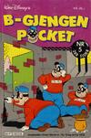 Cover for B-Gjengen pocket (Hjemmet / Egmont, 1986 series) #5