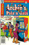 Cover for Archie's Pals 'n' Gals (Archie, 1952 series) #156
