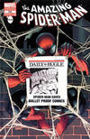 Cover Thumbnail for The Amazing Spider-Man (1999 series) #666 [Variant Edition - Bullet Proof Comics Bugle Exclusive]