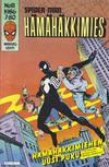 Cover for Hämähäkkimies (Semic, 1980 series) #11/1986