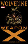 Cover Thumbnail for Wolverine: Weapon X (2007 series)  [Premiere Edition]