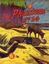Cover for The Phantom (Feature Productions, 1949 series) #24