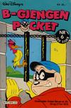 Cover for B-Gjengen pocket (Hjemmet / Egmont, 1986 series) #6 [Reutsendelse]
