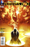 Cover for The New 52: Futures End (DC, 2014 series) #5