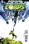 Cover for Green Lantern Corps (DC, 2011 series) #32 [Direct Sales]