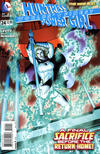 Cover for Worlds' Finest (DC, 2012 series) #24