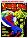 Cover for Spider-Man Comic (Marvel UK, 1979 series) #313