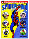 Cover for Spider-Man Comic (Marvel UK, 1979 series) #314