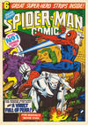 Cover for Spider-Man Comic (Marvel UK, 1979 series) #324