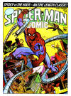 Cover for Spider-Man Comic (Marvel UK, 1979 series) #317