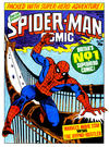 Cover for Spider-Man Comic (Marvel UK, 1979 series) #320