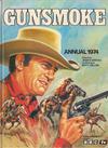 Cover for Gunsmoke Annual (World Distributors, 1964 series) #1974