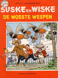 Cover Thumbnail for Suske en Wiske (Standaard Uitgeverij, 1967 series) #211 - De woeste wespen