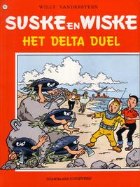 Cover Thumbnail for Suske en Wiske (Standaard Uitgeverij, 1967 series) #197 - Het Delta duel