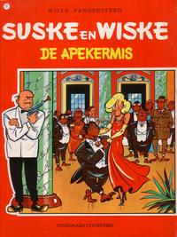 Cover Thumbnail for Suske en Wiske (Standaard Uitgeverij, 1967 series) #77 - De apekermis
