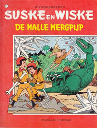 Cover Thumbnail for Suske en Wiske (Standaard Uitgeverij, 1967 series) #143 - De malle mergpijp