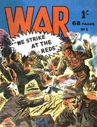 Cover Thumbnail for War (L. Miller & Son, 1961 series) #5