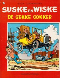 Cover Thumbnail for Suske en Wiske (Standaard Uitgeverij, 1967 series) #135 - De gekke gokker