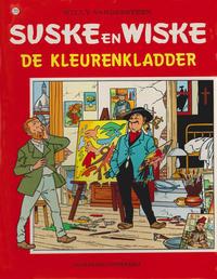 Cover Thumbnail for Suske en Wiske (Standaard Uitgeverij, 1967 series) #223 - De kleurenkladder