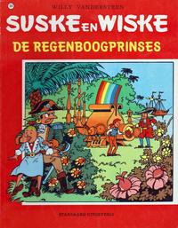 Cover Thumbnail for Suske en Wiske (Standaard Uitgeverij, 1967 series) #184 - De regenboogprinses
