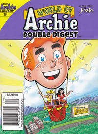Cover Thumbnail for World of Archie Double Digest (Archie, 2010 series) #39 [Newsstand]