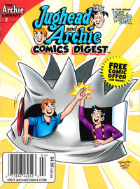Cover Thumbnail for Jughead and Archie Double Digest (Archie, 2014 series) #2 [Newsstand]