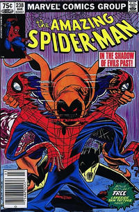 Cover for The Amazing Spider-Man (Marvel, 1963 series) #238 [Newsstand]