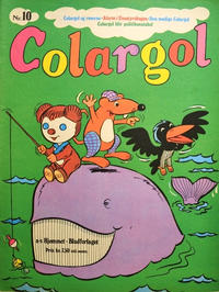 Cover Thumbnail for Colargol (Hjemmet / Egmont, 1976 series) #10