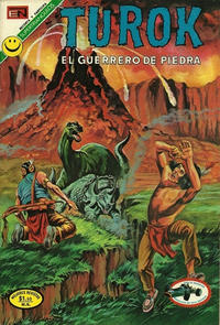Cover Thumbnail for Turok (Editorial Novaro, 1969 series) #38