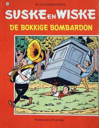 Cover Thumbnail for Suske en Wiske (Standaard Uitgeverij, 1967 series) #160 - De bokkige bombardon