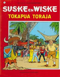 Cover Thumbnail for Suske en Wiske (Standaard Uitgeverij, 1967 series) #242 - Tokapua Toraja