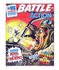 Cover Thumbnail for Battle Action (IPC, 1977 series) #20 May 1978 [168]