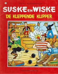 Cover Thumbnail for Suske en Wiske (Standaard Uitgeverij, 1967 series) #95 - De kleppende klipper
