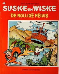 Cover Thumbnail for Suske en Wiske (Standaard Uitgeverij, 1967 series) #157 - De mollige meivis