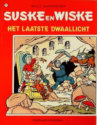 Cover Thumbnail for Suske en Wiske (Standaard Uitgeverij, 1967 series) #172 - Het laatste dwaallicht