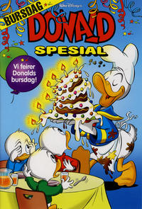 Cover Thumbnail for Donald spesial (Hjemmet / Egmont, 2013 series) #[2/2014]