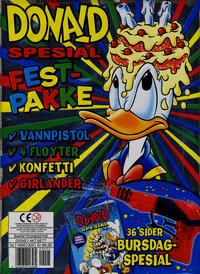 Cover Thumbnail for Donald spesial (Hjemmet / Egmont, 2013 series) #[2/2014]