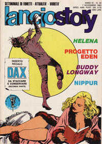 Cover Thumbnail for Lanciostory (Eura Editoriale, 1975 series) #v9#44