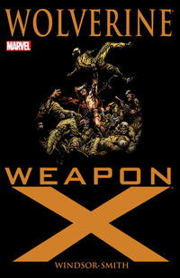 Cover Thumbnail for Wolverine: Weapon X (Marvel, 2007 series)  [Premiere Edition]