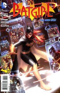 Cover Thumbnail for Batgirl (DC, 2011 series) #32