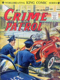 Cover Thumbnail for Crime Patrol (Archer, 1953 series) #2