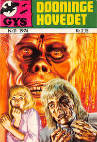 Cover Thumbnail for Gys-serien (Williams, 1973 series) #11